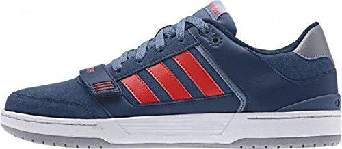 adidas Herren Curb St Turnschuhe Azul / Rojo (Azucen / Rojbri / Maruni)