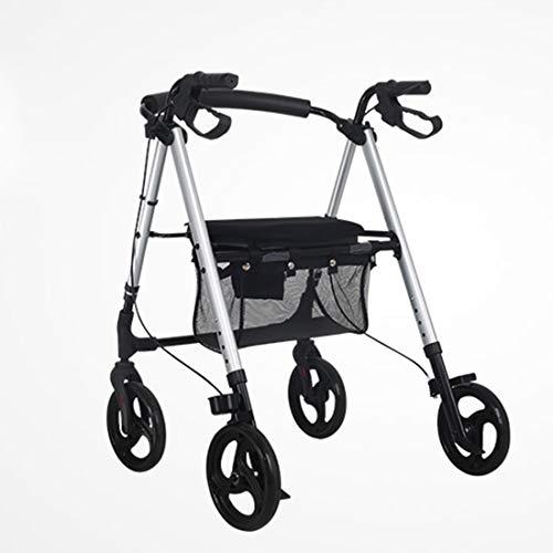 WXC WALKER Ayuda Caminar Andador De Andador Debajo