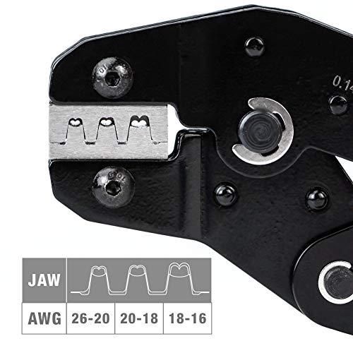 Zoom IMG-1 iwiss sn 48b pin crimping