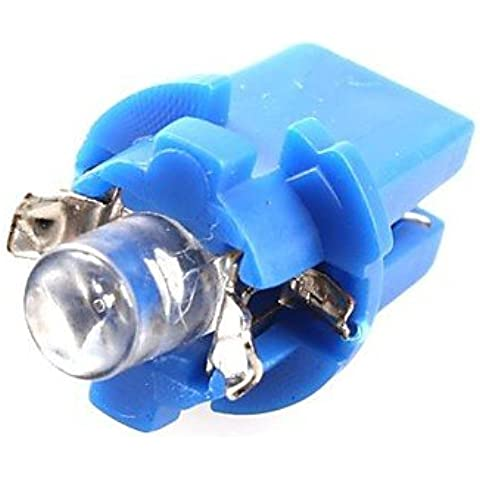 FULLModerna auto lampadina T5 Indicatore B8.5D LED Gauge Speedo del
