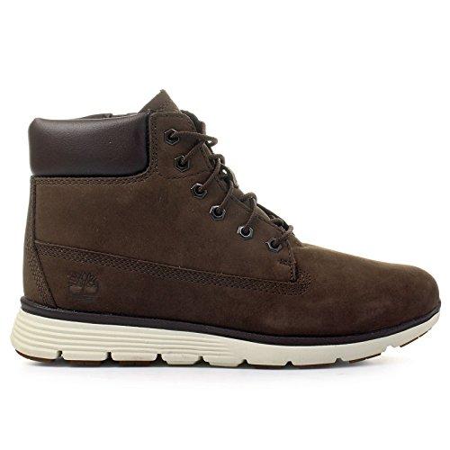 Timberland Youths Killington 6 Inch Nubuck Boots Chocolat