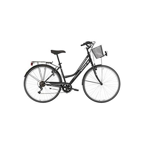 """Vélo dame AVENUE 28"""" 6 vit. Noir 2017"""
