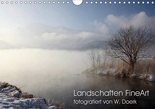 Landschaften FineArt (Wandkalender 2020 DIN A4 quer): Faszinierende Landschaftsstimmungen im Jahresablauf (Monatskalender, 14 Seiten ) (CALVENDO Natur)