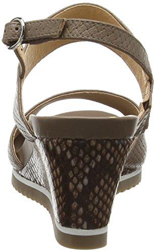 Giudecca Jycx15ab14-1 Sandali Aperti Da Donna Verde (kaki)