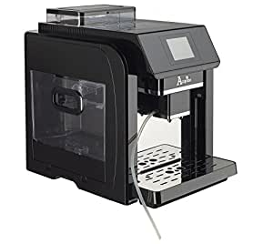 acopino 329 monza kaffeevollautomat farbiges grafikdisplay 2 l wassertank 300 g. Black Bedroom Furniture Sets. Home Design Ideas