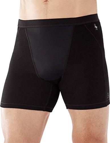 Smartwool Herren Phd Wind Boxer Kurze Unterhose Funktionsunterwäsche - Smartwool Lange Unterhosen