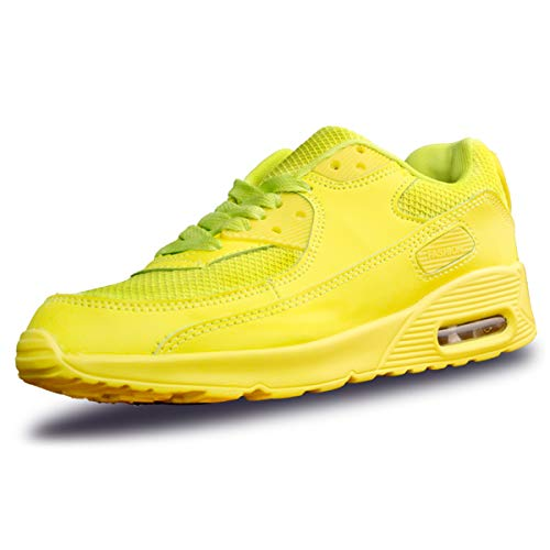 c1470d8ff8ac08 Lanchengjieneng Moda para Mujer Entrenador de Running de Aire Transpirable  Jogging Fitness Sneakers Casual Walking Shoes
