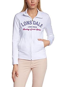 Lonsdale London Stretch Zipsweat Jacket Waterlooville - Chaqueta Mujer