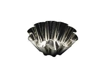 Gobel - 100 mm-Lot de 12 moules à Brioche