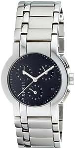 Esprit Damen-Armbanduhr Analog Quarz Edelstahl ES2DWF2.6115.M05