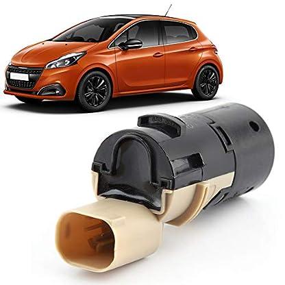 Duokon-Einparkhilfe-PDC-Einparkhilfe-vornehinten-fr-1007-KM-2005-2009-Hatchback-OE-659095