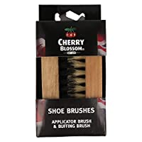 Cherry Blossom Deluxe Twin Brushes Natural