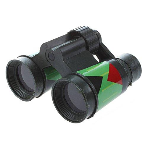 TOOGOOR Binocular Plastico Color Camuflaje 10 x 30mm