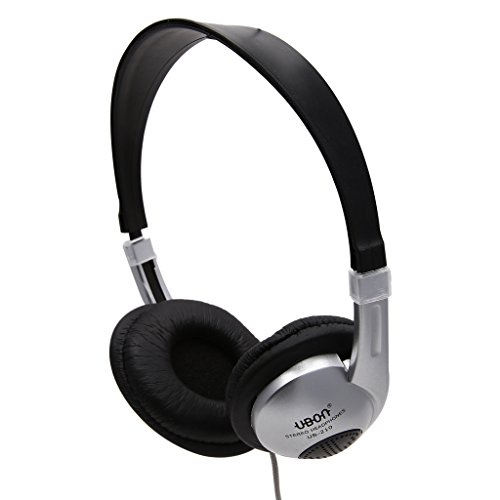 Ethnic Style Ubon Hi-Fi Ub -210 Stereo Super Bass Headphone For Ipod Walkmen Mp3 Player And All Smart Phones Color May Vary