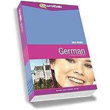Talk More German: Interactive Video CD-ROM - Beginners+ (PC/Mac)