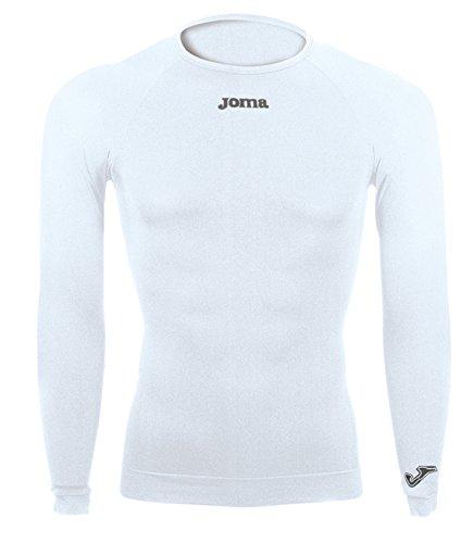 Joma Erwachsene Wärme T-Shirt weiß