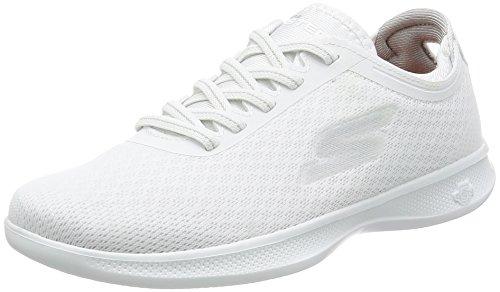 Skechers Damen Go Step Lite-Interstelllar Sneaker Weiß