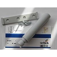 Hettich Türöffner für grifflose Möbeltüren, Universal maxi Push to open, 1 Stück, 89399, 4008057893992