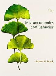 Microeconomics and Behavior (Mcgraw-Hill/Irwin Series in Economics) by Robert Frank (2014-01-06)
