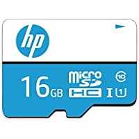 HP 16GB Class 10 MicroSD Memory Card (U1 TF Card16GB)
