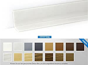 mm autocollant pvc bande 10 m 32 x 23 mm socket plastique blanc fen tre profil bande profil. Black Bedroom Furniture Sets. Home Design Ideas
