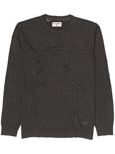 Billabong Herren Alle Tag Jumper Pullover Black Heather