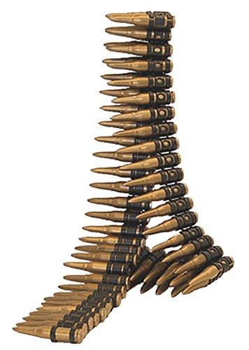 ILOVEFANCYDRESS Ceinture cartouchière pour ne jamais être à court de munitions.