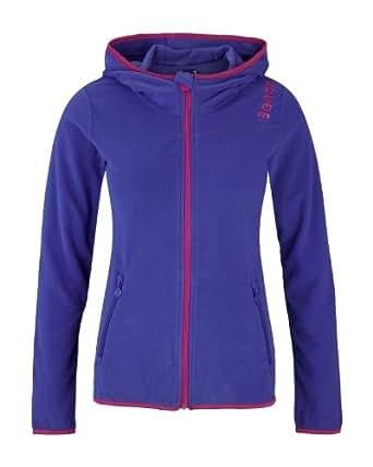 Bench Damen Sweatshirt Fleece Jacke JELLY BEAN blau (spectrum blue) X-Small
