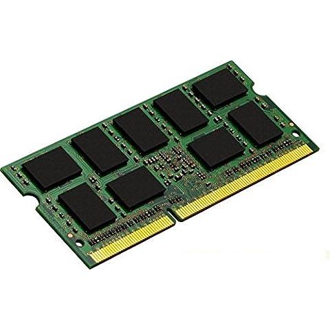 Kingston KVR16LSE11/8HB - Memoria RAM de 8 GB (1600 MHz DDR3L ECC CL11 SODIMM 1.35 V, 204-pin)