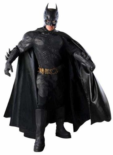 Batman Latex Kostüm Deluxe (Original Batman Kostüm)
