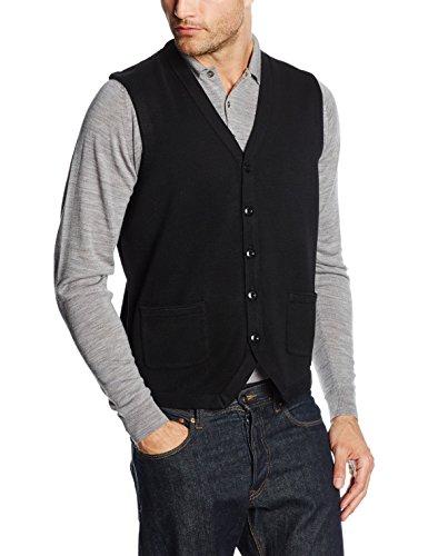 Marc O'Polo 627604265022, T-Shirt Uomo, Schwarz(Black 990), L