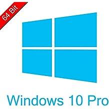 Windows 10 Pro 64 Bit Multilanguage - DVD + COA