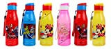 PERPETUAL BLISS™(PACK OF 12) FANCY DISNEY THEME WATER BOTTLE 750ML ROUND, RETURN GIFTS FOR KIDS BIRTHDAY PARTY Product Dimension (L x W x H)cm :7 x 7 x 23 (MORE GIFTS SEARCH FOR PERPETUAL BLISS™)