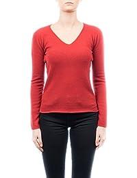 Suchergebnis auf Amazon.de für  roter Kaschmir-Pullover  Bekleidung 4374db78bc