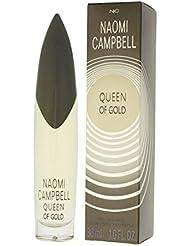 Naomi Campbell Queen of Gold EdT für Sie 30ml