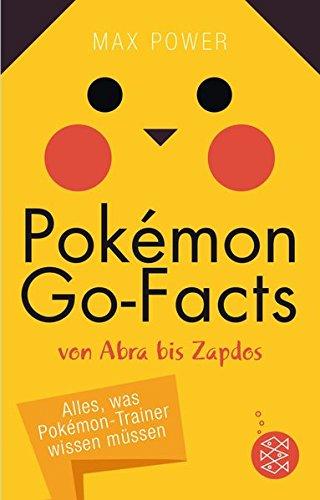 Pokémon-Go-Facts von Abra bis Zapdos. Alles, was Pokémon-Trainer wissen müssen (Minecraft-was B Ist Zu)