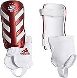 adidas Herren FC Bayern München Chrome Schienbeinschoner, Fcbtru/Strred/White, M