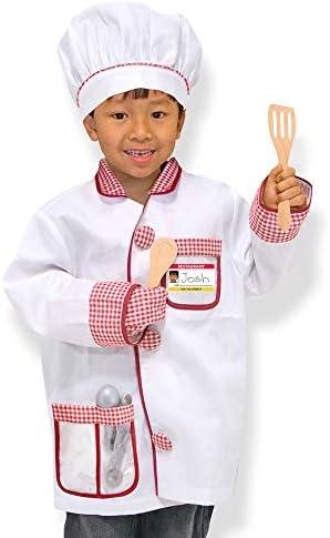 Chef Role Costume Play Costume Role Set B002F9NH68 f69d92