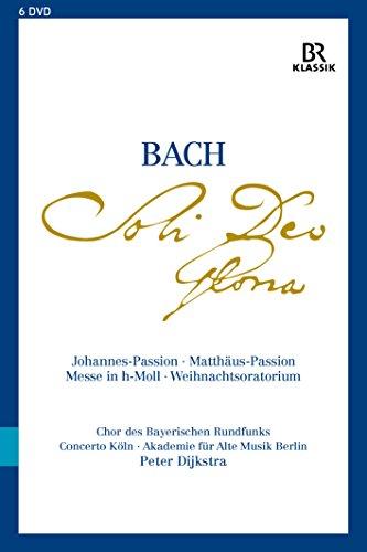 Johann Sebastian Bach: Soli Deo Gloria [6 DVDs]