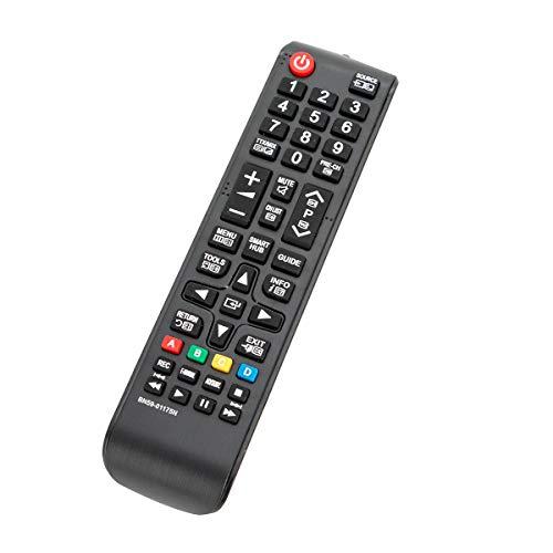 Vinabty BN59-01175N Fernbedienung für Samsung TV UE40H6500 Ue48h6500 Ue40h6650 Ue48h6640 Ue48h6650 Ue55h6640 Ue40h6670 Ue40h6700 Ue48h6670 Ue48h6700 Ue55h6670 Ue55h6700 Ue40h6640