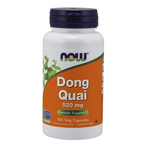 Now Foods Dong Quai 520mg Chinesische Engelwurz 100 Kapseln