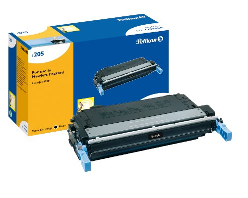 Pelikan Toner-Modul 1208b ersetzt HP Q5950A, Schwarz, 13400 Seiten - Drum Kit Laserjet