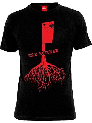 American Horror Story The Butcher Camiseta Negro XXL