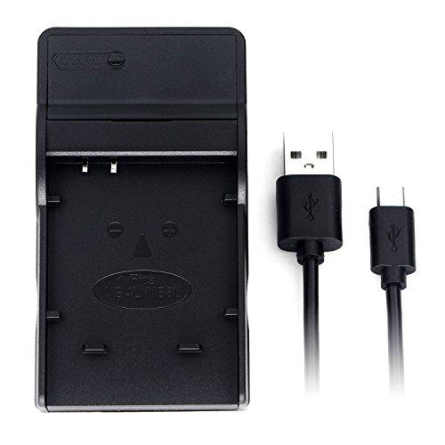 NB-4L USB Cargador para Canon PowerShot SD750