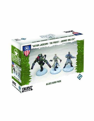 Imagen 1 de Dust Tactics: Allied Hero Pack