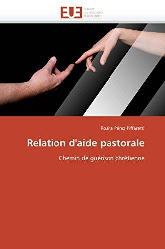 Relation d'aide pastorale par Rosita Pérez Piffaretti