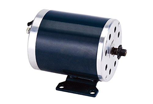 36V48V 750W Elektrischer Fahrzeugmotor MY1020 750W 48V YIYUN DC Elektrischer Bürsten-Motor mit Halterung Elektrischer Roller-Motor-Satz (48V 750W)