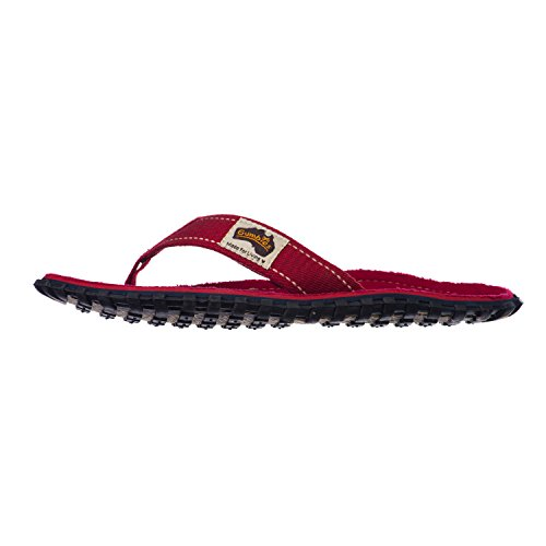 Gumbies Islander Sandale Rouge