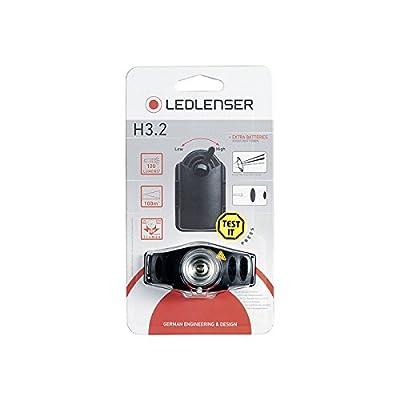 Zweibrüder Ledlenser Led Lenser H3.2 Test-it schwarz S