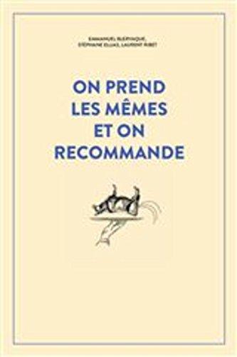 On prend les mmes et on recommande : 300 nouveaux accidents d'expression : une seule victime, la langue franaise...